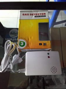 Gas Detektor Stand Alone
