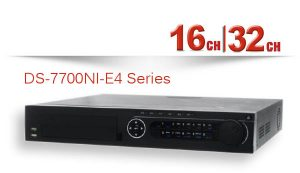 DS-7700NI-E4 Series NVR
